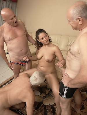 Teen Foursome XXX Pictures