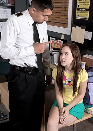 Teen Office XXX Pictures